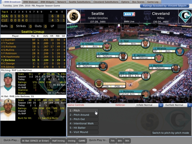Buy OOTP Baseball 12 PC & Mac